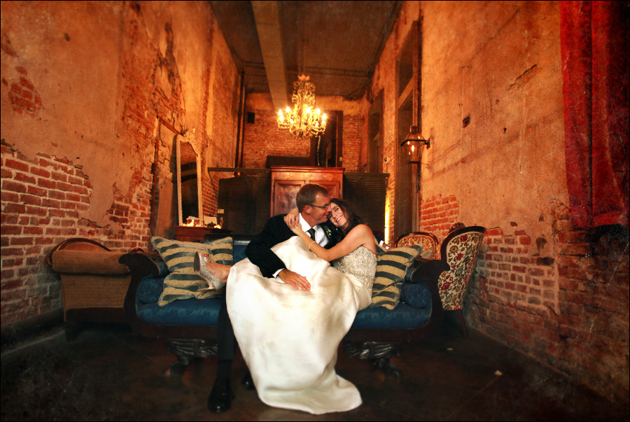 Latrobe S On Royal New Orleans Wedding Chris And Stacey