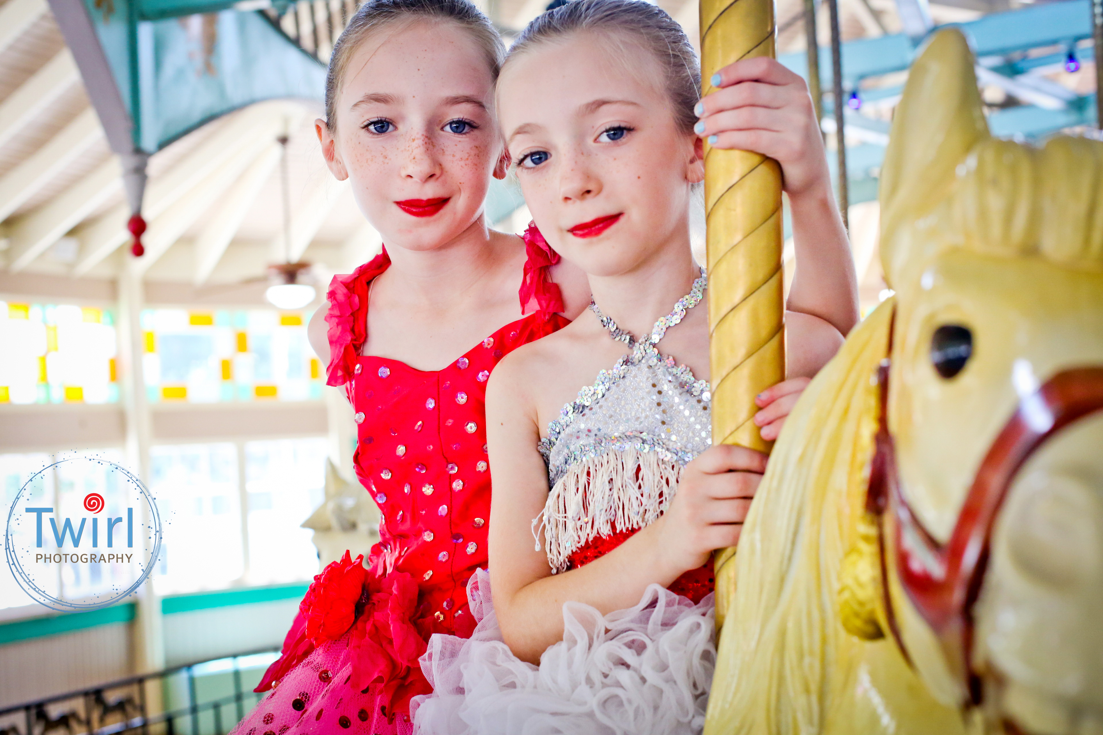 Carousel Sessions Ballerinas
